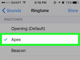 How to Change the Default Ringtone on iPhone 4 Steps