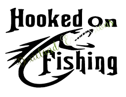 Hooked On Fishing Decal, Fishing, Outdoor Life, Hooked, Camping ... 2 Fish Skeleton Decals Car Sticker Fishing Boat Canoe Kayak Rodfather Funny Vancar Jdm Vw Dub Vag Euro Vinyl Decal Tancredy Go Stickers And Bumper Bass Truck Wall Window 1pc High Quality 15179cm Id Rather Be Fly Angler Vinyl Decal Fly Fishing Sticker Ice Hell When Freezes Over Ill Visit To Buy 14684cm Is Good Bruce Pinterest 2018 Styling Daiwa Brand And For Hooked On Outdoor Life Camping