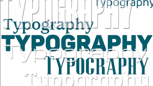 Typography For Motion Graphic Design