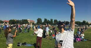 Sweetwater River Deck Events by Dodging Wildfires Sleeping In A Field To Capture 2017 Solar Eclipse