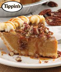 Pumpkin Praline Pie Cooks Illustrated by Tippin U0027s Pies Dierbergs Markets