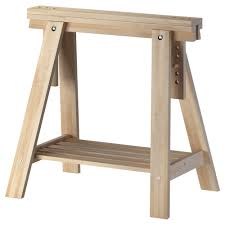 Easel Desk With Stool by Table Legs U0026 Trestles Ikea