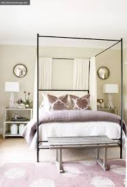 Crate And Barrel Colette Bed by Canopy And Four Poster Beds Elements Of Style Blog
