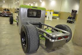 Semi Truck Turned Custom Rat Rod Is Not Something You See Everyday ...