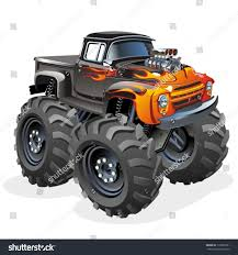 Vector Cartoon Monster Truck Stock Vector (Royalty Free) 119665351 ... Cartoon Monster Trucks Kids Truck Videos For Oddbods Furious Fuse Episode Giant Play Doh Stock Vector Art More Images Of 4x4 Dan Halloween Night Car Cartoons Available Eps10 Separated By Groups And Garbage Fire Racing Photo Free Trial Bigstock Driving Driver Children Dinosaur Haunted House Home Facebook Royalty Image Getty