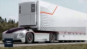 100 Concept Semi Trucks Volvo Show Off New Self Driving Electric Semi Concept YouTube
