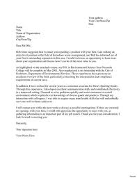 Cover Letter For Waste Management Sample Resume And