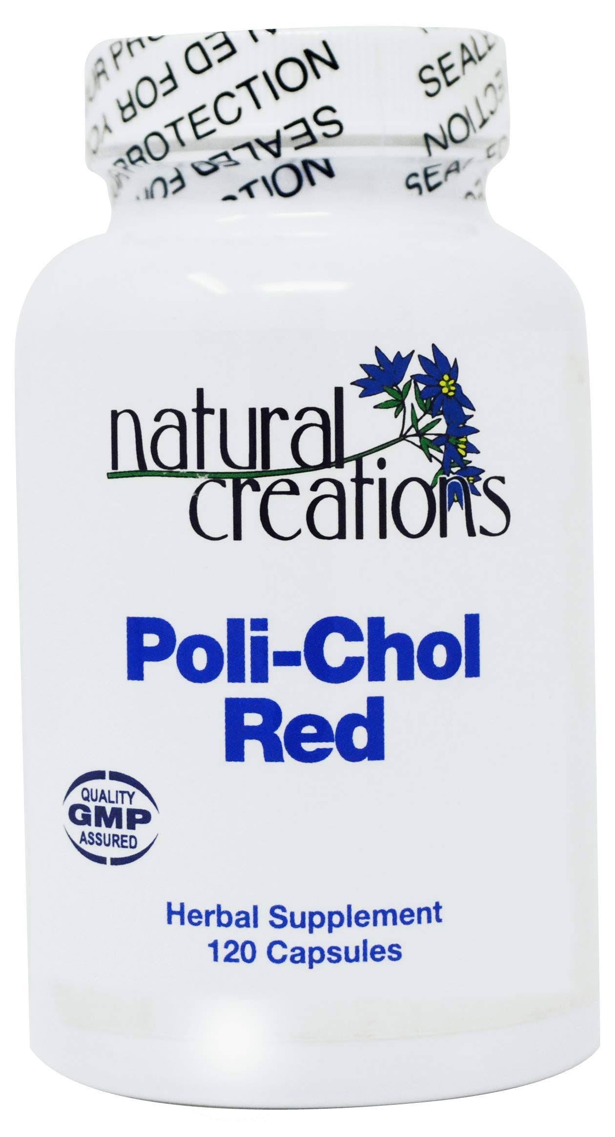 Natural Creations Poli Chol Red