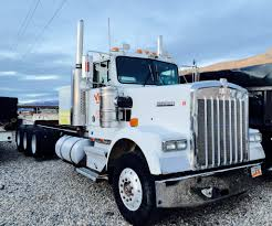 Kenworth Day Cab | Utah, Nevada, Idaho | Dogface Equipment