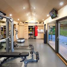 Gym Equipment Storage Ideas Home Contemporary With Small Space Simple For