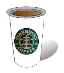 Starbucks Clipart Paper Coffee Cup 7
