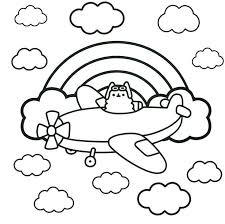 If You Give A Cat A Cupcake Coloring Page Cupcakes Coloring Pages