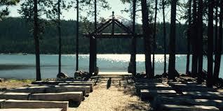 Elk Lake Resort Weddings In Bend OR
