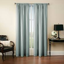 Bed Bath And Beyond Curtain Rod Rings by Argentina Pole Top Room Darkening Window Panels And Valance Bed