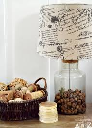 Fillable Lamp Base Ideas by How To Paint Acorns Home Stories A To Z