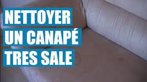 astuce pour nettoyer canapé en tissu comment nettoyer un canape tres collection et enlever odeur urine