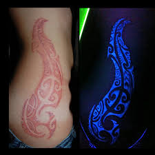 16 Glow In The Dark Tattoos That Light Up Night