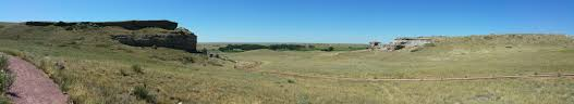 Agate Fossil Beds National Monument by Elevation Of Whistle Creek Ne Usa Maplogs