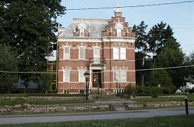 Herzog Mansion in Hermann Missouri