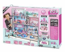 Lol Doll House Box
