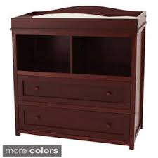 Baby Changer Dresser Combo by Changing Tables Shop The Best Deals For Dec 2017 Overstock Com