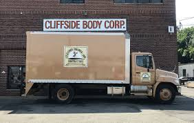 Painting/Decaling - Cliffside Body Truck Bodies & Equipment Fairview NJ