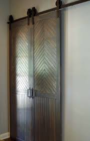 Custom Interior Barn Doors For Sale In Cleveland, Ohio. Best 25 Glass Barn Doors Ideas On Pinterest Interior Glass Rustic Barn Doors Design Ideas Decors Sliding Door Rolling The Wooden Houses Image Looks Simple And Elegant Hdware Lowes Rebecca Designs 889 Pacific Entries 36 In X 84 Shaker 2panel Primed Pine Wood Bathroom Privacy 54 Real Kits Basin Custom Office Locking