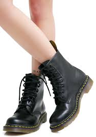 dr martens 1460 8 eye boots dolls kill