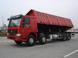 100 Side Dump Truck HOWO 64 Sidedump Semitrailer China Manufacturer Product