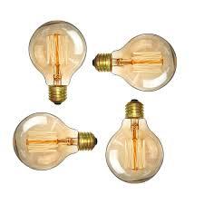 edison bulb 40w elfeland vintage antique style incandescent