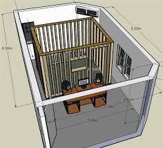 Home Recording Studio Design Plans Concept Information About