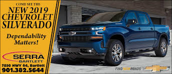 New And Used Cars & Trucks For Sale In Metro Memphis At Serra Chevrolet
