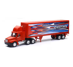 Long Haul Trucker – New-Ray Toys (CA) Inc. Amazoncom Traxxas 580341pink 110scale 2wd Short Course Racing Green Toys Dump Truck Through The Moongate And Over Moon Nickelodeon Blaze The Monster Machines Starla Diecast Rc Nikko Title Ranger Toyworld Slash 110 Rtr Pink Tra580341pink New Cute Simulation Pu Slow Rebound Cake Pegasus Toy 8 Best Cars For Kids To Buy In 2018 By Tra580342pink Transport Trucks Little Earth Nest Btat Takeapart Vehicle 4x4 Old Model Games Hot Wheels 2016 Hw Trucks Turbine Time Pink Factory Sealed