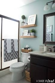 Gray And Teal Bathroom by Rustic Bathroom Refresh Source List