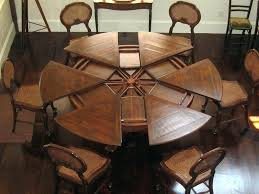 Round Table Extenders Dining Room Extender Tables With Extensions Endearing Inspiration Extension