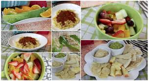 Healthy Lunch Ideas Quick Easy Yummy Get Fit For Summer