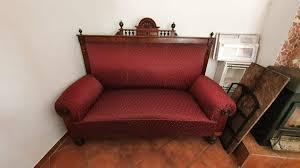 antikes sofa gründerzeit selten reserviert
