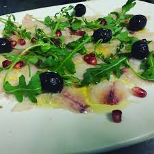 comment cuisiner barracuda barracuda carpaccio steemit