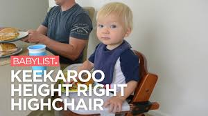 Keekaroo Height Right High Chair Review How To Choose The Best High Chair Parents Chairs That Are Easy Clean And Are Not Ugly Infant High Chair Safe Smart Design Babybjrn 12 Best Highchairs The Ipdent Expert Advice On Feeding Your Children Littles Chairs From Ikea Joie 10 Baby Bouncers Buy You Some Me Time Growwithme 4in1 Convertible History And Future Of Olla Kids When Can Sit In A Tips