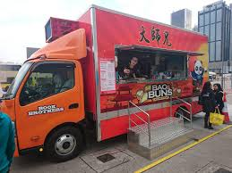 Asia Minute: Hong Kong Food Trucks Roll Into Challenges | Hawaii ... Bisac Food Truck Hawaii News And Island Information Truck Covered In Graffiti Parked On The Side Of Road La Going Banas For Bann Honolu Psehonolu Pulse Famous Trucks At North Shore Oahu Usa Serving Traditional Hawaiian Poke Fusion Cuisine Geste Shrimp Mauis New Crave Hooulu Culture Home Carts Something New Kings Frolic Top 5 Maui Travel Leisure Koloa Kauai Hi September 2017 Yellow Stock Photo 719085205