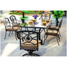 Martha Stewart Living Patio Furniture Canada by Furniture 7 Piece Patio Dining Set Lowes Darlee Ten Star Antique