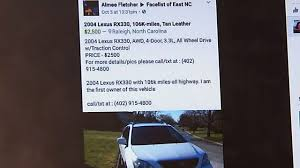 100 Craigslist Eastern Nc Cars And Trucks Buying A Used Car With Amazon Gift Cards Its A Scam Abc11com