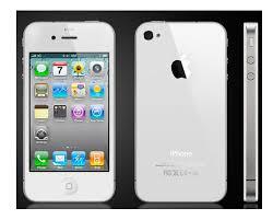 Apple Iphone 4 16 GB Unlocked Grade A White