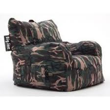 BeanSack Big Joe Camoflauge Lounge Chair