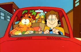 Garfield Halloween Special by Holiday Film Reviews Garfield U0027s Thanksgiving
