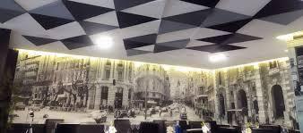 faux plafond bureau panneau d absorption acoustique pour faux plafond en mousse