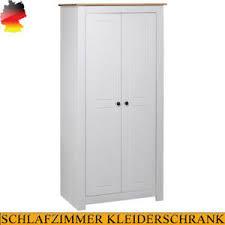 details zu kleiderschrank garderobenschrank schlafzimmer schrank mit 1 regal 80 50 171 5 cm