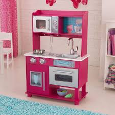 kitchen stunning kidkraft grand espresso corner kitchen 53271