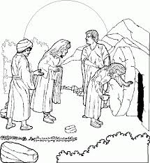 Free Christian Pictures And Jesus Christ Images Coloring Pages Heals Ten Lepers