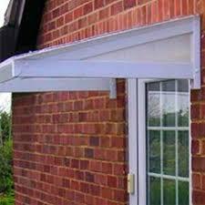 patio door awnings uk porch canopy doors door accessories ebay